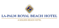 La-Palm Royal Beach Hotel logo