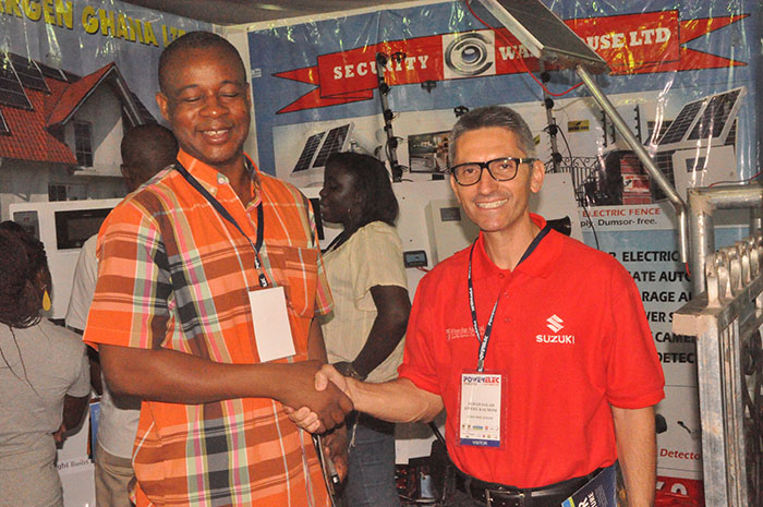 Powerelec Tradeshow And Conference 2016 Security