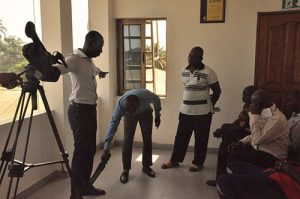 security training for media houses