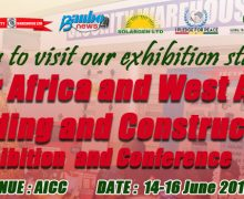 Kazz Group: Official Gold Sponsors for Water Africa and West Africa Building and Construction Exhibition 2017