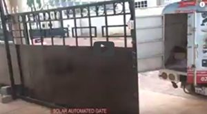 SOLAR AUTOMATED GATE