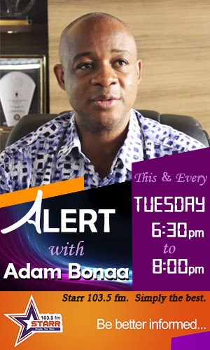 Alert with Adam Bonaa