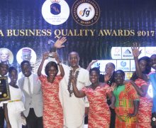 SECURITY WAREHOUSE LIMITED WINS  BUSINESS QUALITY IN SECURITY SYSTEMS AWARD 2016